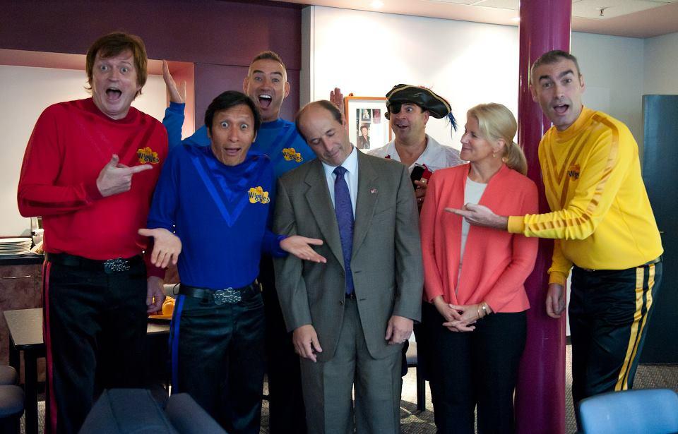 Photo Of The Day Ambassador Volunteers As Orange Member