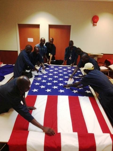 Photo via US Embassy Uganda/FB
