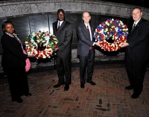 NAIROBI_Catherine Kamau George Mimba Ambassador Robert F Godec and Bill Lay_02