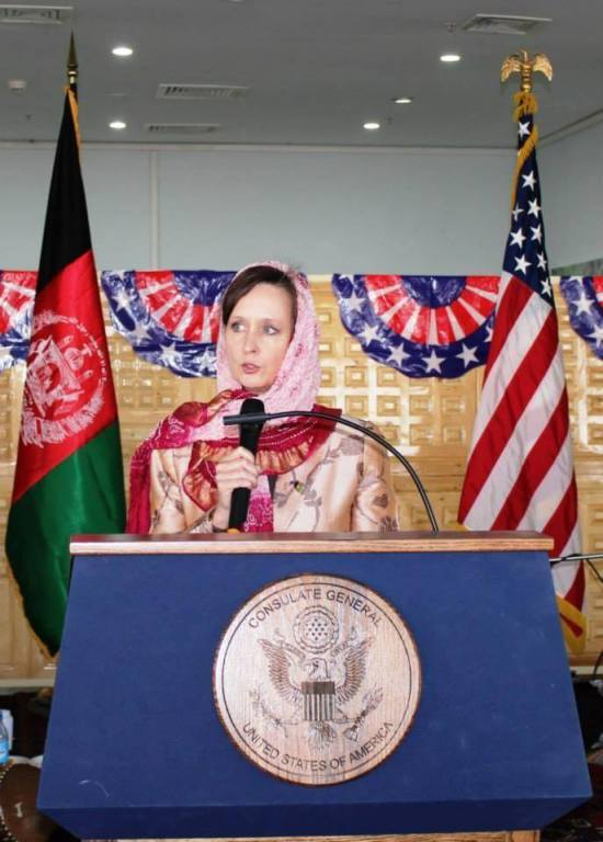 Photo via USConsulate Herat/FB