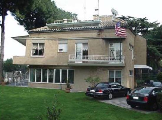 U.S. Embassy to the Vatican Photo via State/OIG