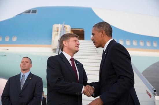 Photo via U.S. Embassy Moscow/McFaul blog