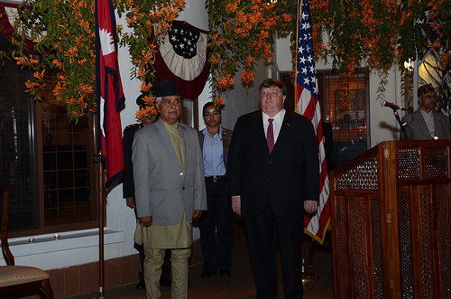 Photo via US Embassy Nepal February 21, 2014