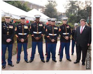 Photo via US Embassy Nepal