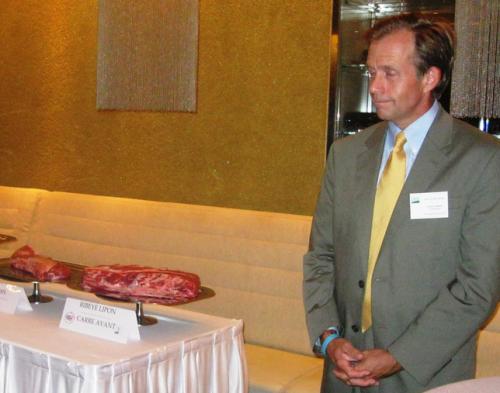 U.S. Beef with Ambassador to Senegal Lewis Lukens