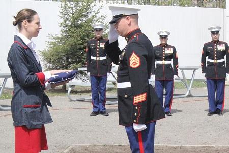 marine embassy guards