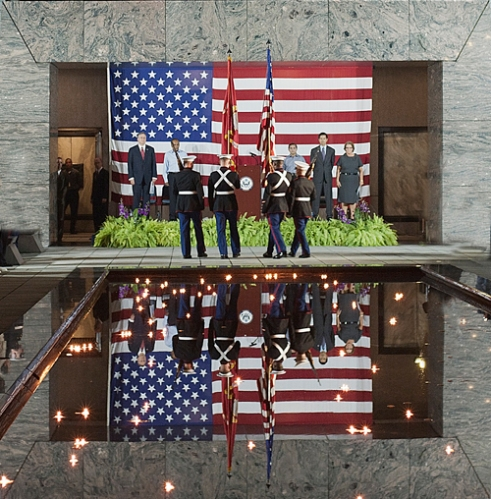 Commemoration of the 10th Anniversary of 9/11, U.S. Embassy Singapore