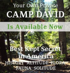 Sequoia National Park Hotels and Lodging | Silver City Mountain Resort