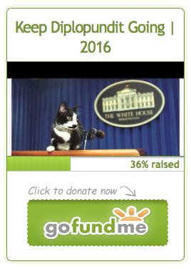 Go Diplopundit Campaign 2016
